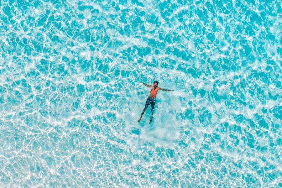 swimming-ocean